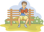 Park Bence clipart school bench #15