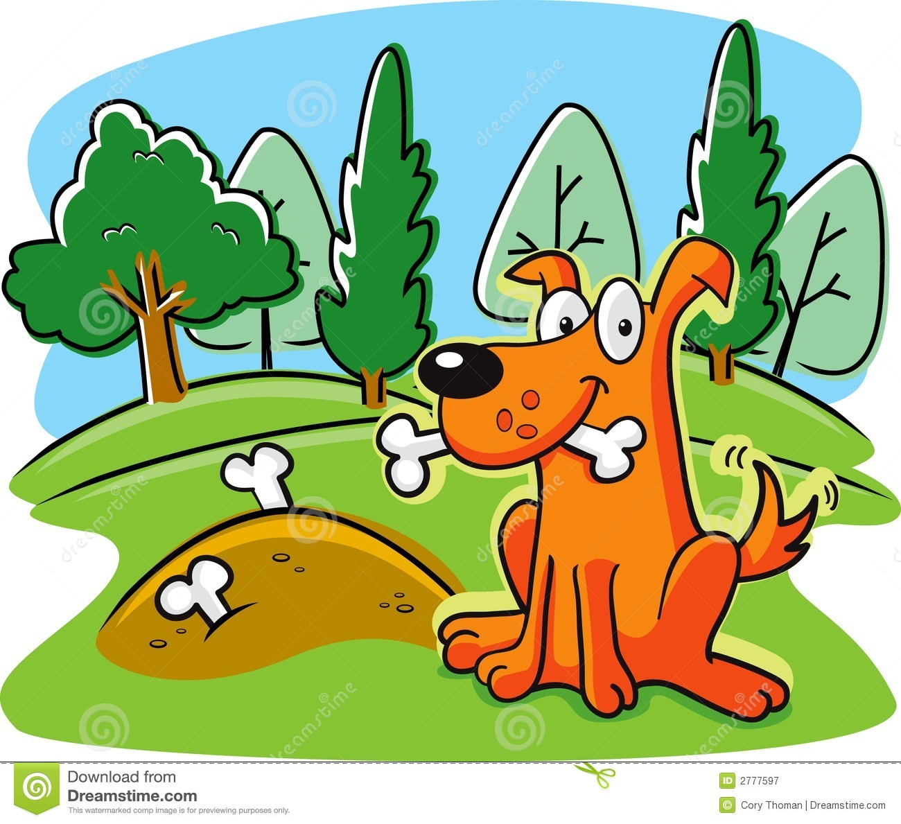 Park clipart dog park Park  Dog Clipart