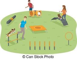 Park clipart dog park Clipart Dog park park Dog