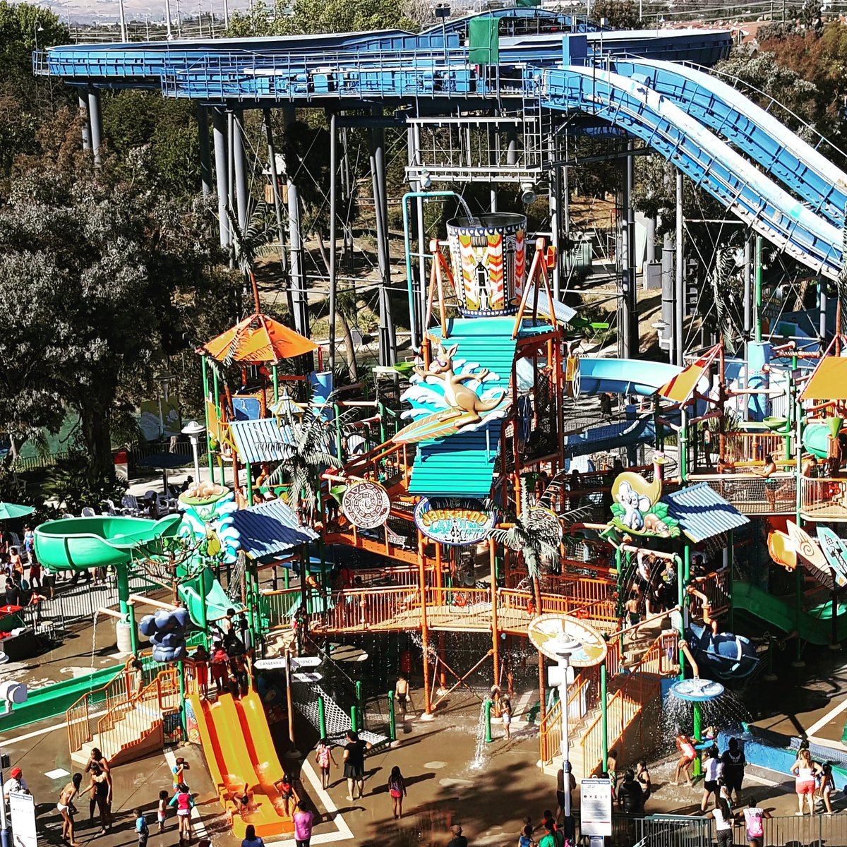 Park clipart great america Area a know waterpark Great
