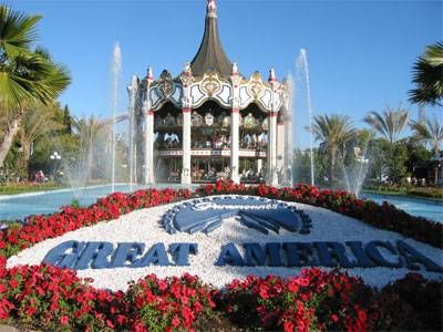 Park clipart great america Six Great flags 25+ on