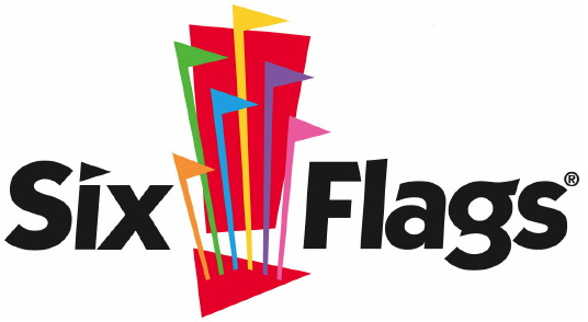 Park clipart great america Flags great great park six