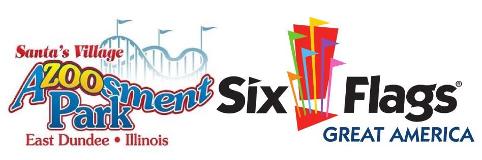 Park clipart great america Six Theme Flags Season America