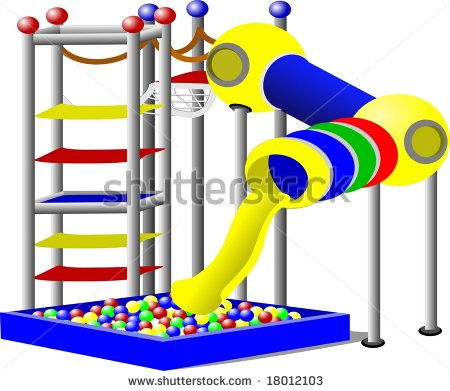 Playground clipart indoor playground #1