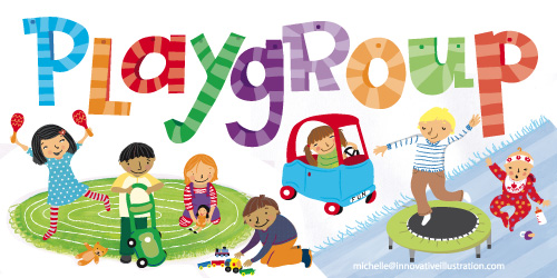 Park clipart playgroup Shuswap We Children's In Playgroups