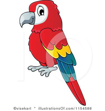 Parrot clipart #10