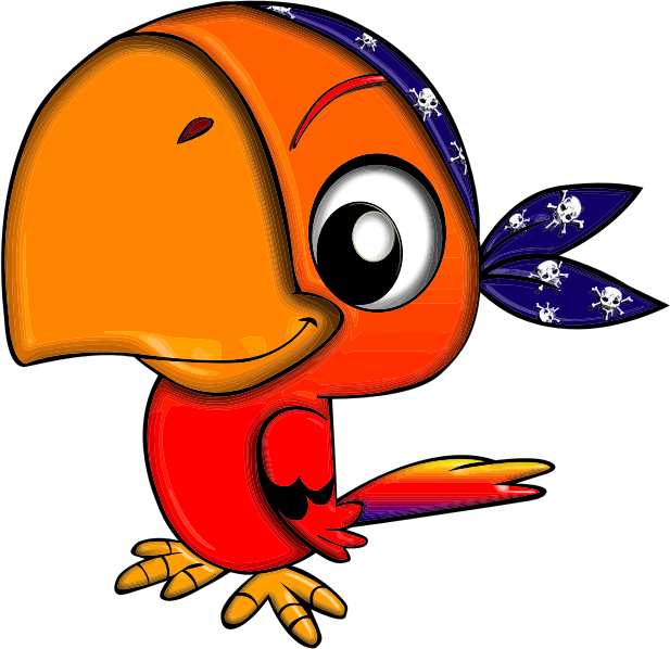 Parrot clipart Art Public Use Parrot &