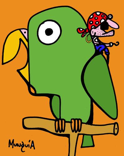 Parrot clipart costa rica Munguia Pirates Cartoon: tagged Munguia