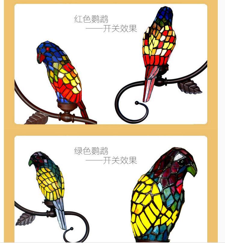 Parrot clipart double E27 Tiffany Guaranteed Double Tiffany