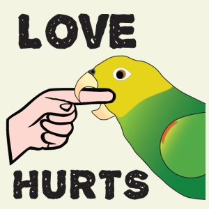 Parrot clipart double Love Amazon Yellow Double Hurts
