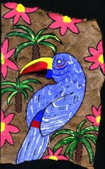Parrot clipart south america culture 25+ culture focus lesson folk