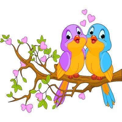 Parrot clipart tree drawing Animados de del Birds Imágenes