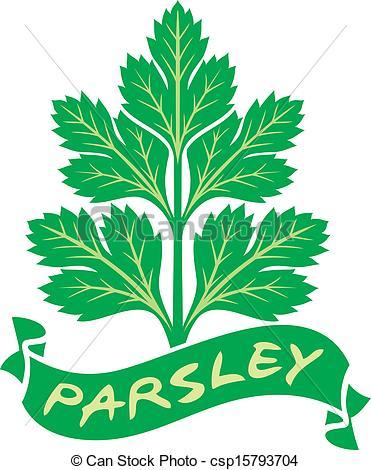 Parsley clipart italian Parsley Parsley Italian Art of