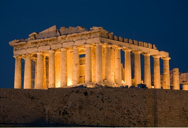 Parthenon clipart ancient history Parthenon Dusk Teach Greek —