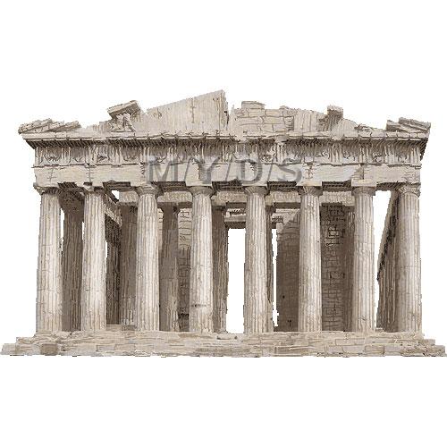 Parthenon clipart ancient history / Parthenon Parthenon clipart Free
