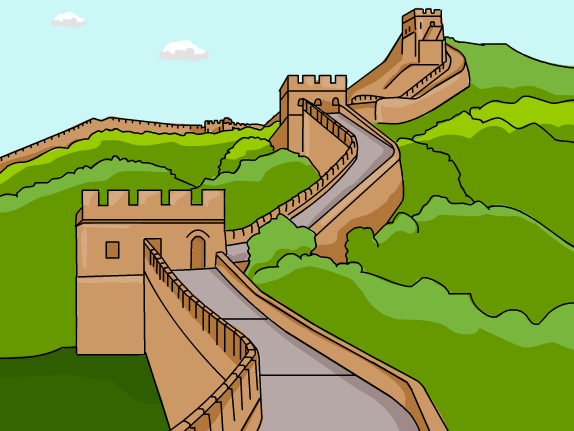Parthenon clipart great wall china Com/us/app/brainpop movie featured Chinese