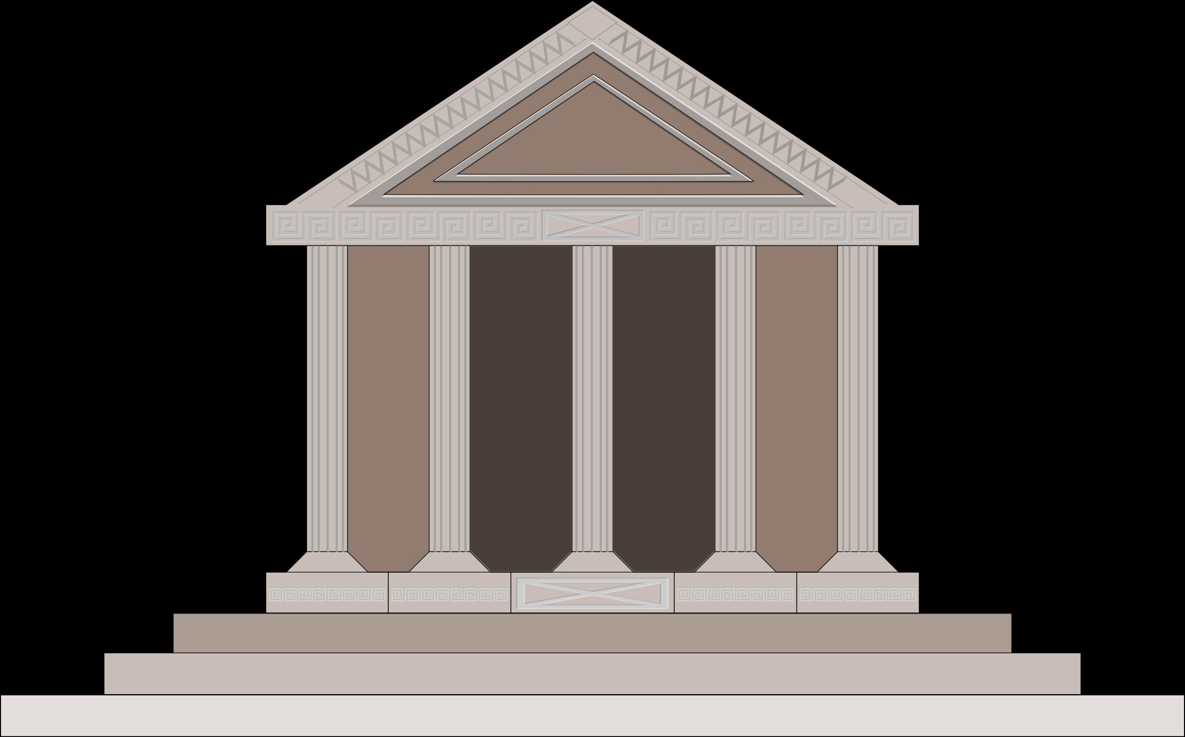 Parthenon clipart greek temple Parthenon Clipart Parthenon