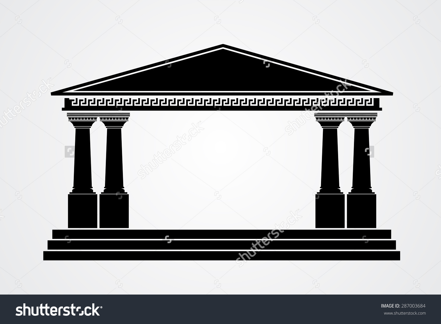 Palace clipart greek #8
