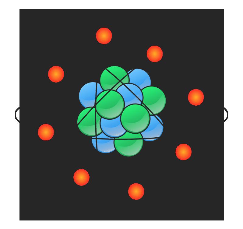 Particle clipart energy Particle Atom Clip  Art