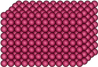 Particle clipart solid Jpg  Matter Chemistry space