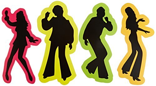 Party clipart 70's Com Retro count) 70's Party