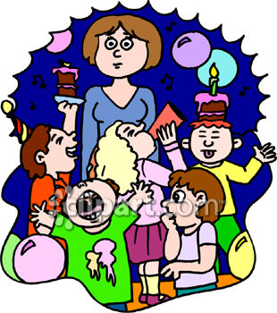 Celebration clipart birthday Clipart Clip Images Free Party