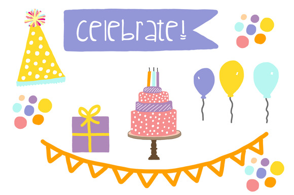Party clipart celebration Clip clipart Clipartix clipartwiz Celebration