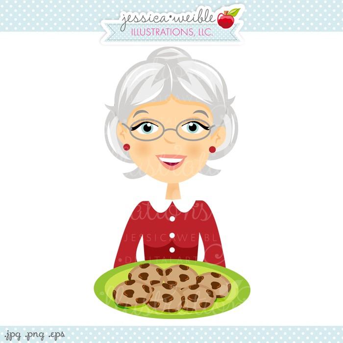 Party clipart grandma Pin Clipart! Grandma JWI Create