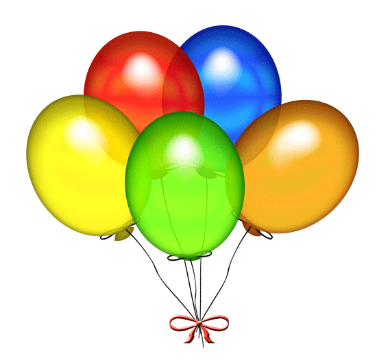 Balloon clipart happy birthday Clipart Art Clip Images Free