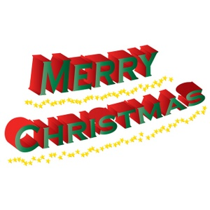 Merry Christmas clipart logo Clipart Free Clipart Party clipart