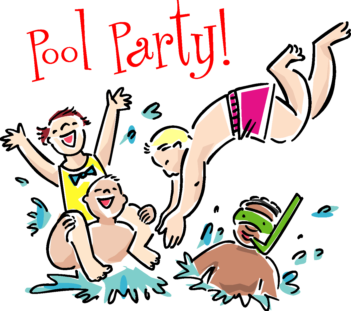 Party clipart middle school Middle Options June  Content