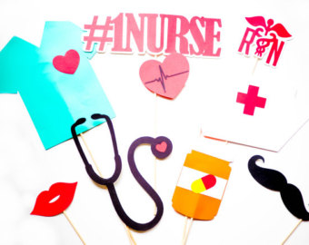 Party clipart nurse Party Nurse decorations theme Nurse