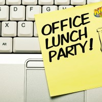 Party clipart office lunch 93 Lunch Party Office 3