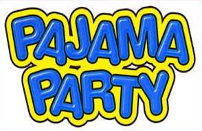 Party clipart pajamas Pajama Free Pajama Party Clipart