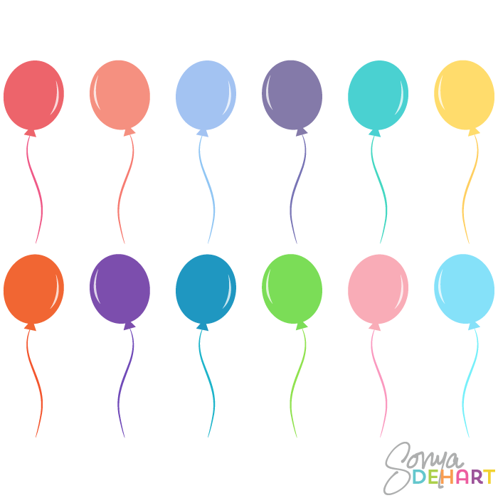 Winning clipart party balloon  Balloons Free Birthday Download