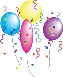 Winning clipart party balloon Pictures Clipartix art clip Free