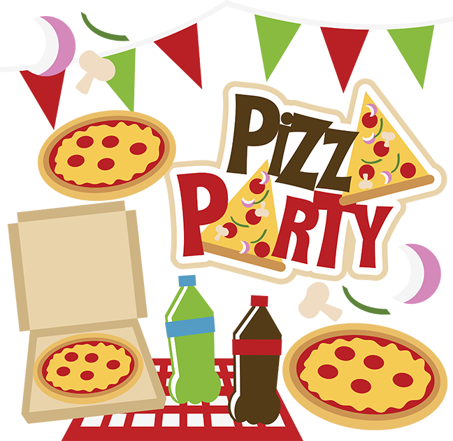 Halloween clipart pizza Library Navigation Public art party
