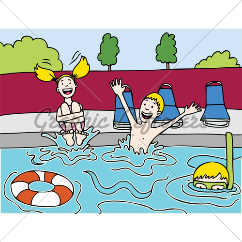 Party clipart pool Free Party swimming%20party%20clipart Clipart Clipart