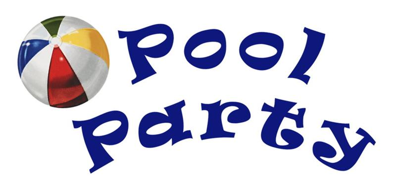 Party clipart pool Pool clip Pool related Party