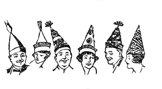 Party clipart retro Birthday Retro Cliparts Birthday Party