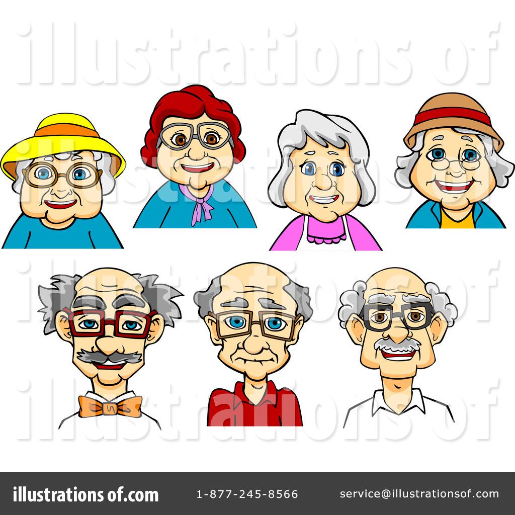 Phillipines clipart senior citizen #6