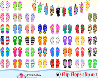 Tropical clipart sandal #5