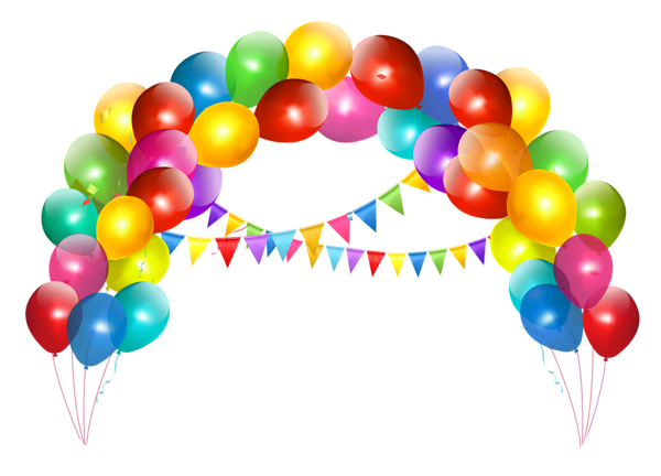 Photoshop clipart balloons Decoration Clipart and Balloon with