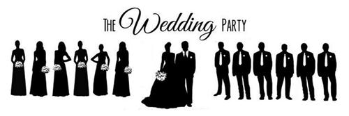 Party clipart wedding party Clipart Clipart Party Wedding wedding