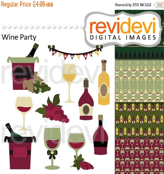 Party clipart wine glass Clipart OFF 50% wine glasses