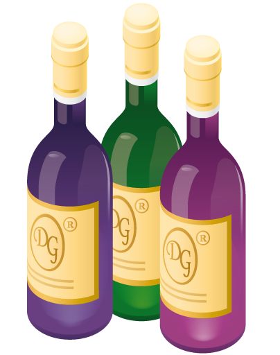 Party clipart wine glass Clip Add You to or