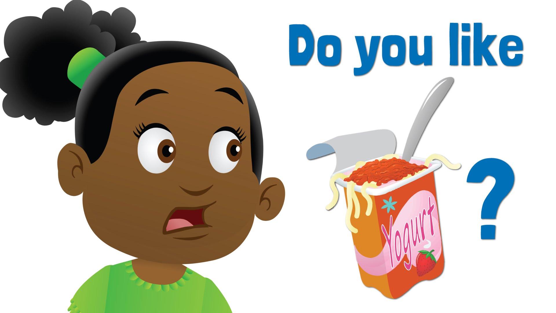Yogurt clipart kid Super Songs YouTube Like Yogurt?