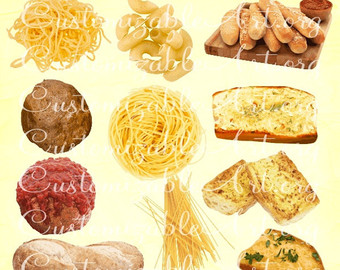 Macaroni clipart russian food Spaghetti Italian Clipart Meatball Sauce