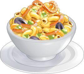 Pasta clipart food item On best illustrations Salad Macaroni