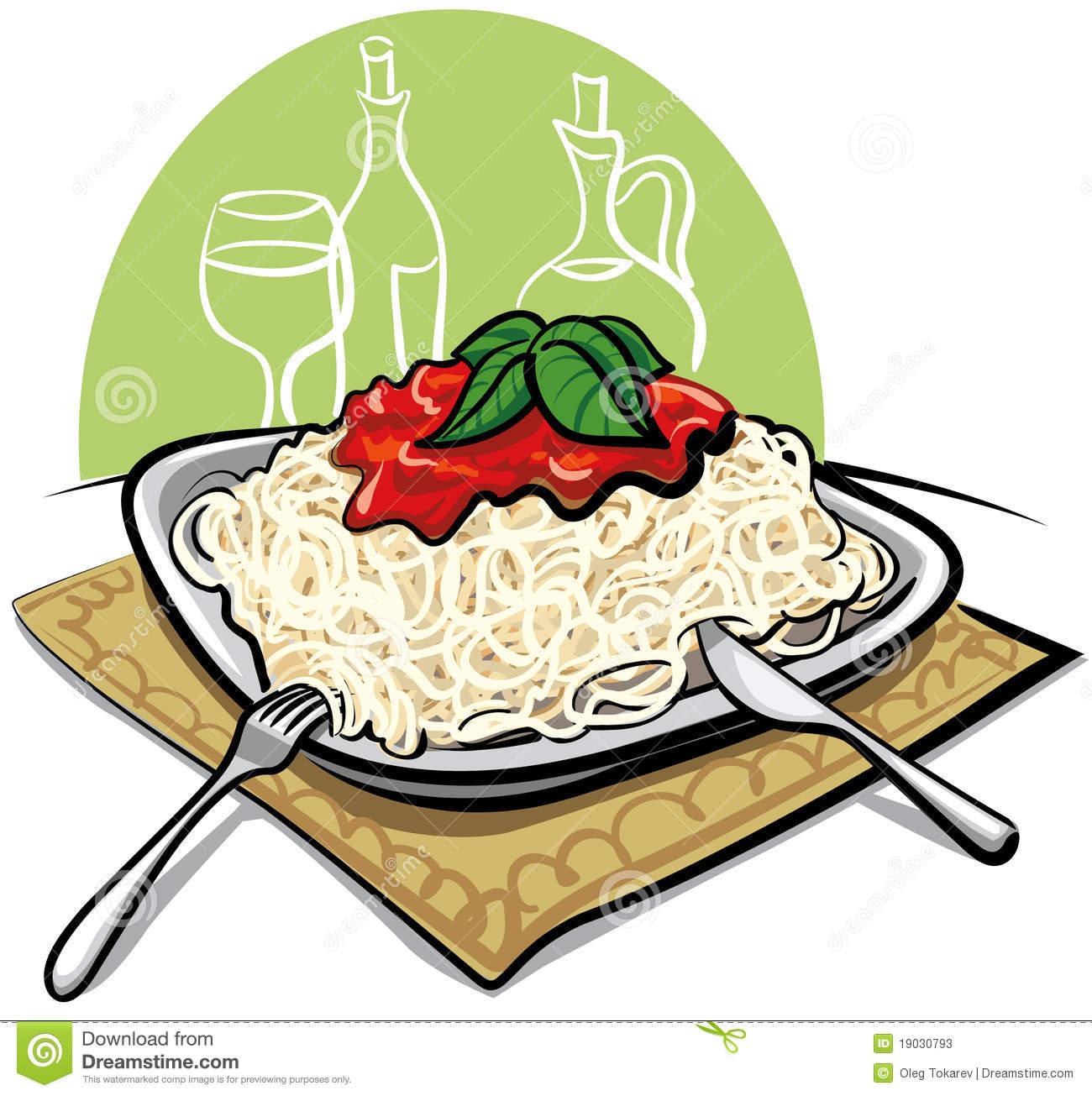 Spaghetti clipart noodle Clipart Plate plate%20of%20spaghetti%20clipart Free Clipart